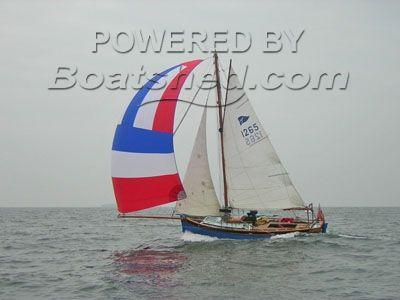 23' Falmouth Workboat