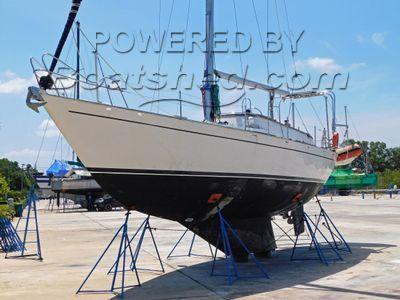 12 Metre Steel Yacht
