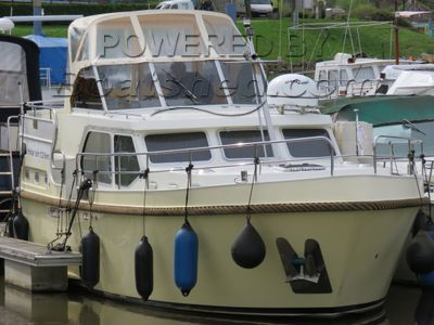 Dutch Motor Cruiser PROFICIAT 1125 RETRO