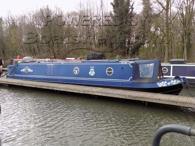 Narrowboat 45ft Cruiser Stern