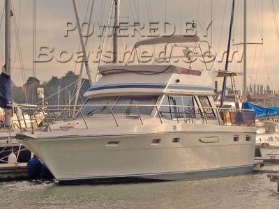 Horizon Craft Ltd 44 Flybridge Motor Boat