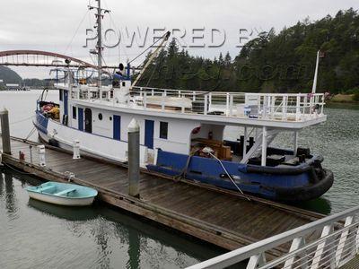 Converted Tug Wallace Shipyard