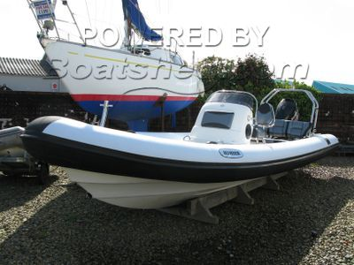 Humber Ocean Pro 8m Custom