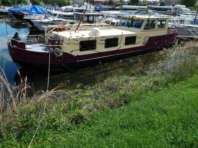 Dutch Motor Barge Péniche habitable