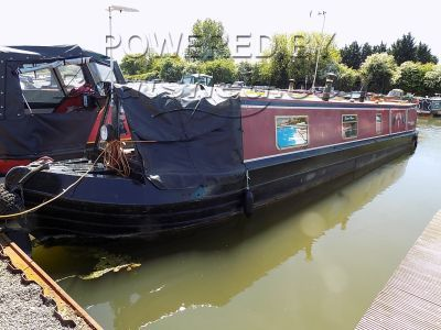 Narrowboat 48ft Trad Stern