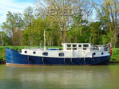 Replica Dutch Barge 58 impressive vessel built for our vendor