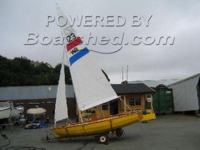 Warship Dinghy