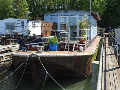 Houseboat Converted barge