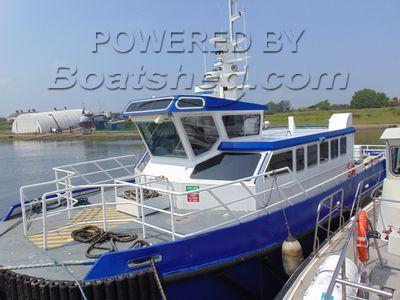 Windfarm Service VESSEL Aluminium