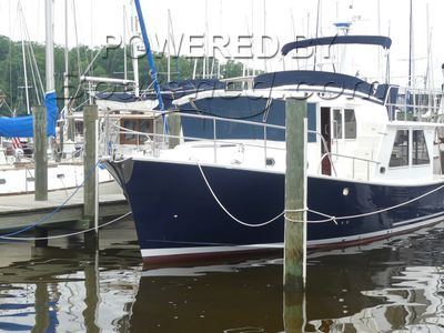 Helmsman Trawlers 38 Pilothouse