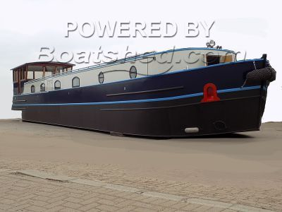 Dutch Barge 22M Luxemotor