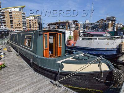 Narrowboat 40ft With London Mooring