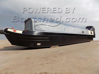 Narrowboat 60ft Cruiser Stern - New Boat