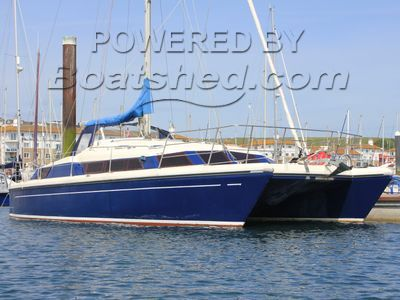 Prout Snowgoose 37 Elite Catamaran