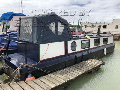 Narrowboat 36ft Semi trad