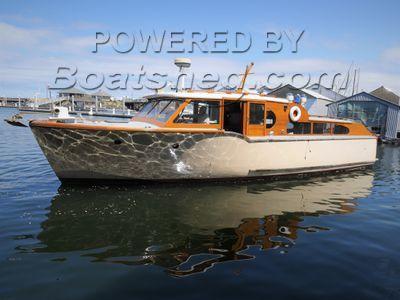 Monk 42 Bridgedeck Motoryacht
