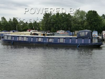 Bluewater Boats Narrowboat 59' Bespoke Build