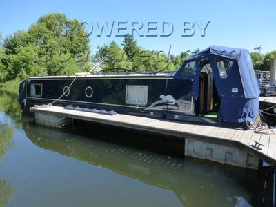 Sea Otter Narrowboat 40'