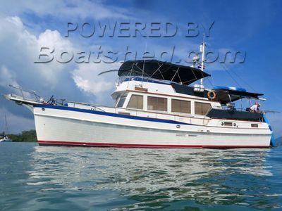 Grand Banks 49 Classic Trawler Yacht