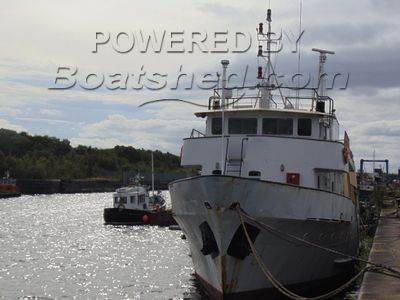 Merchant Vessel Survey/Expedition/Guard Ship/Accomodation Vessel Versatile