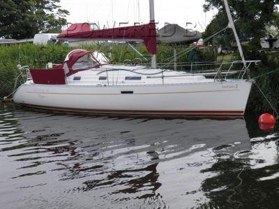 Beneteau Oceanis 311 Clipper Lifting Keel
