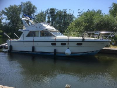 Princess 35 Shaft Driven Sports Cruiser