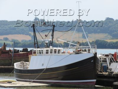 Converted Trawler 55ft