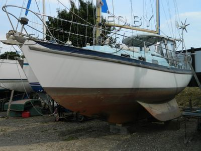 Seadog 30 Ketch With wheelhouse