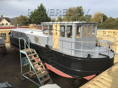 "Barge Wide Beam ""NEW""  And GREAT VALUE"