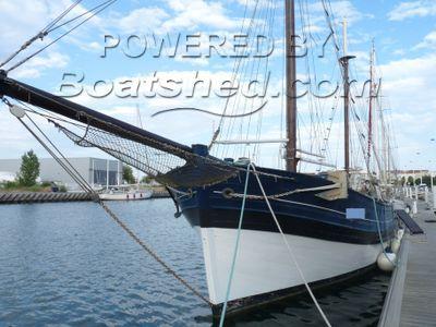 Dundee Wooden Tuna Fishing Boat Entièrement Rénové En 1994