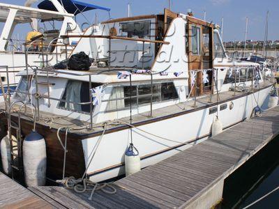 Ian Brown LTD 42' Motor Yacht