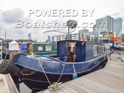 Narrowboat 39ft with London mooring