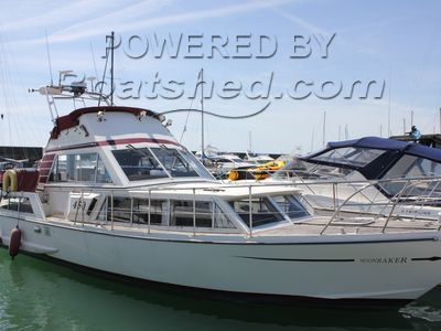 Moonraker 450 Flybridge