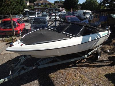 Sunbird Boat Co inc SPL 150