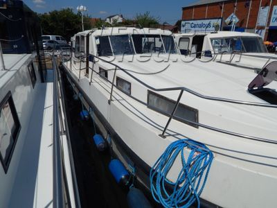 Nicols Riviera 1130 En cours de préparation
