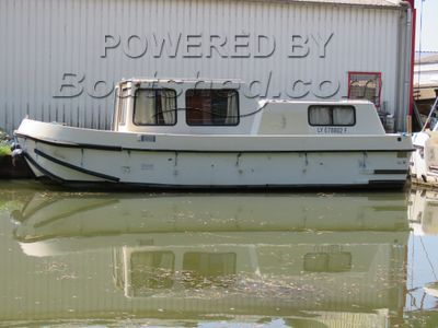 RENAUD 8000 Direct From Hire: Moorings, Preparation & Personalisation All Possible