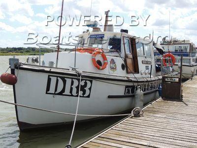 Ex Pilot Boat Pilot Tug
