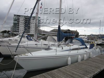 Hunter Horizon 30 Bilge Keel