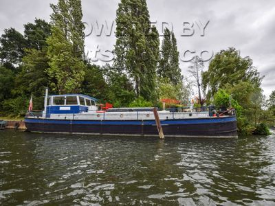 Humber Barge 60ft With Thames Mooring
