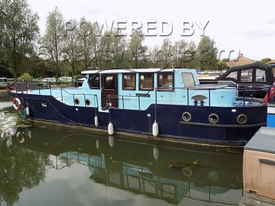 Dutch Barge 50