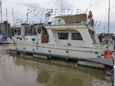 Colvic Beta 38 Trawler Yacht