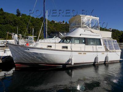 Mainship 34 Sedan Trawler