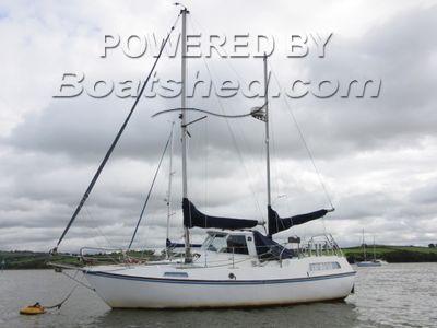 Tamar 24 Motor Sailer
