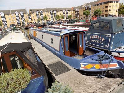 Narrowboat 57ft Semi Traditional