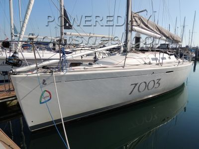 Beneteau First 40.7 Fantastic Spec with Maintenance Records/Receipts