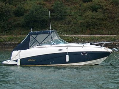 Rinker 250 Fiesta Vee Sports Cruiser
