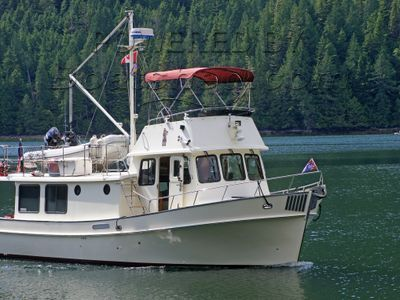 Pacific Trawlers 40 Pilothouse John Deere Diesel