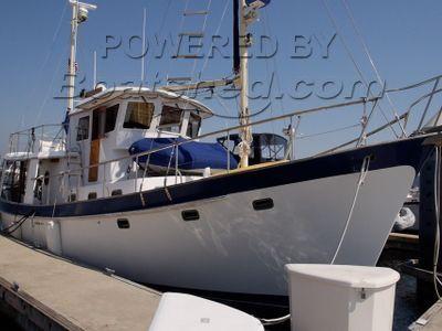 Kadey Krogen 54 Pilothouse Trawler