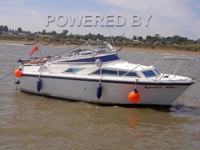 Fairline holiday MK 2