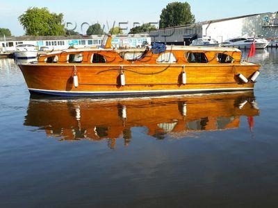 Classic Broads Cruiser 31ft 5 Berth